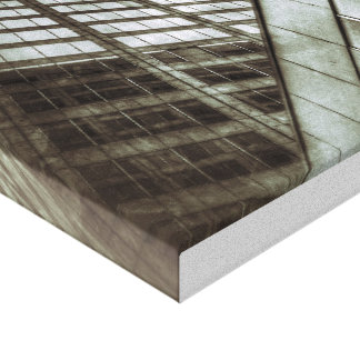 Urban Buildings Canvas Print