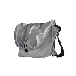 Urban Camo City Messenger Bags