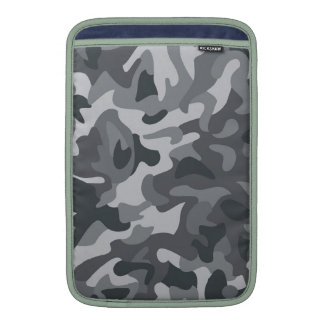 Urban Camo Pattern Sleeve For MacBook Air