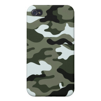 Urban camouflage for iphone iPhone 4 cases