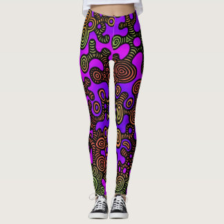 Urban Camouflage I Leggings
