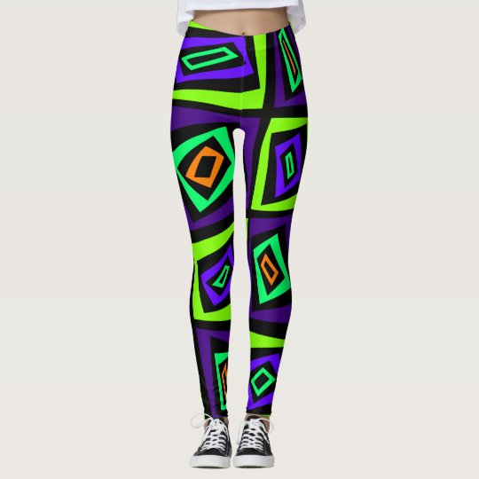 Urban Camouflage II Leggings