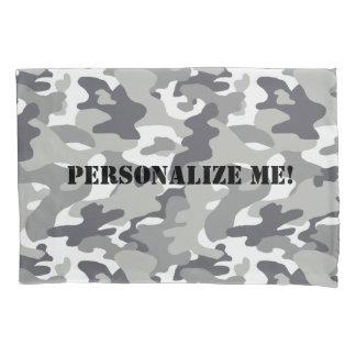 Urban Camouflage Pattern Pillowcase