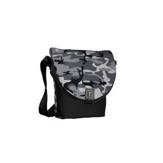 Urban Camouflage Rickshaw Messenger Bag