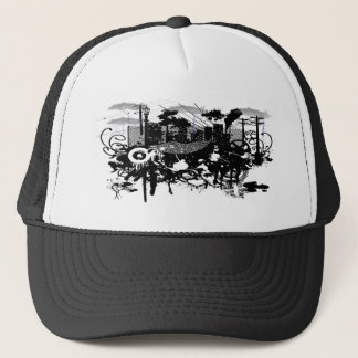 Urban Chaos Trucker Hat