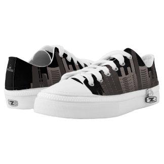 Urban CIty LIfe Custom Kick Low-Top Sneakers