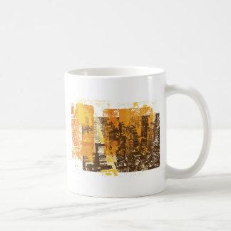 Urban Cityscape Coffee Mug