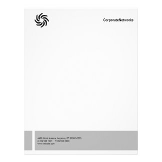 Urban Cool Letterhead