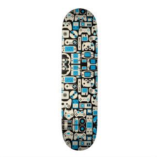 Urban Dark Gamer Element Custom Pro Trick Deck Skateboard Deck