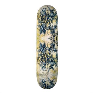 Urban Death Harbinger Custom Pro Park Board Skate Boards