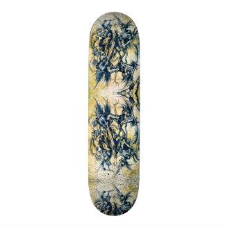 Urban Death Harbinger Custom Pro Park Board Skateboard Deck