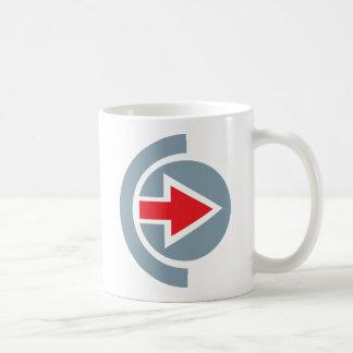 Urban Design Basic White Mug