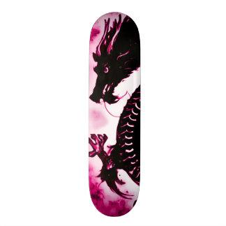 Urban Dragon Chaos Zero Element Custom Pro Board Skateboard Deck