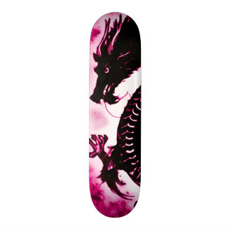 Urban Dragon Chaos Zero Element Custom Pro Board Skateboard Decks