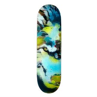 Urban Element Water Wolf Custom Pro Board Skateboard Decks