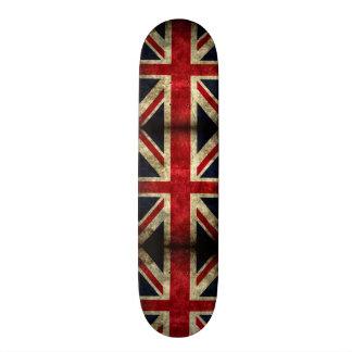 Urban England Grunge Custom Pro Park Board Skateboard Decks