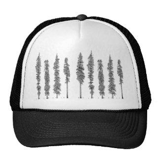 Urban Exodus - Trees Trucker Hat