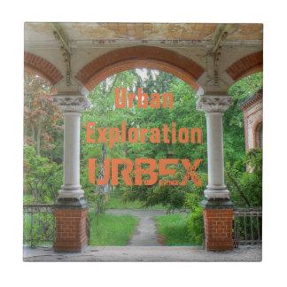 Urban Exploration, URBEX, Beelitz hospital Tile