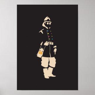 Urban Faerie — Firefly-Lighter Poster