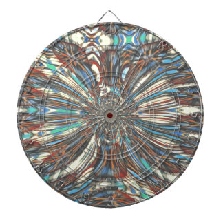 Urban fantastic Lovely design Colors Dartboard