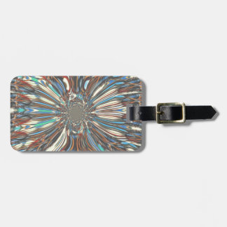 Urban fantastic Lovely design Colors Luggage Tag