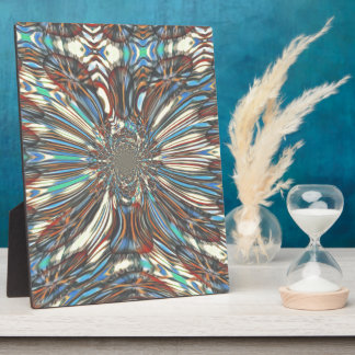 Urban fantastic Lovely design Colors Plaque