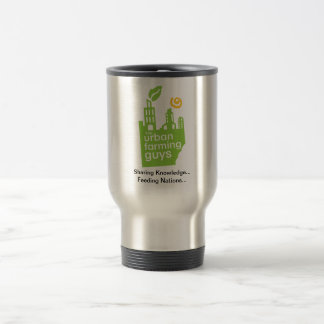 Urban Farming Guys Travel Mug