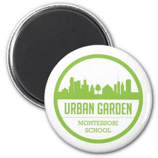 Urban Garden Montessori Magnet