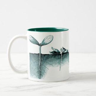 Urban Gardener - Sprouting Seeds Mug