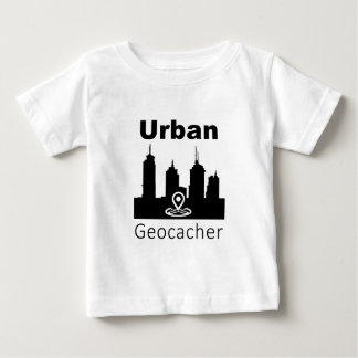Urban Geocacher Baby T-Shirt