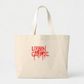Urban Gothic Giant Tote Bag