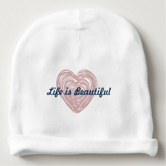 Urban Heart Beanie for baby Baby Beanie