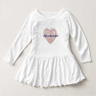 Urban Heart Toddler Dress