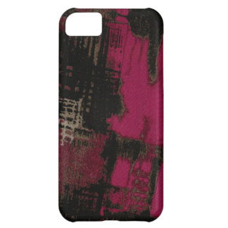 Urban Hot Pink iPhone 5C Cover