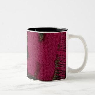 Urban Hot Pink Two-Tone Coffee Mug