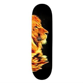Urban Jungle King Custom Pro Park Board Skateboard Deck