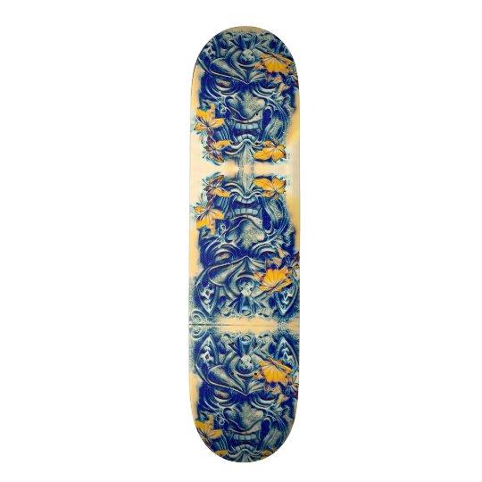 Urban Jungle Samurai Element Custom Pro Park Board Skate Boards