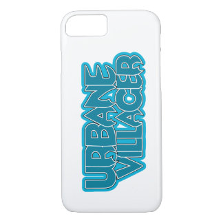 Urban Kid, Village mentality iPhone 8/7 Case
