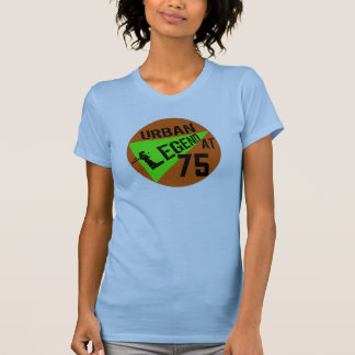 Urban Legend 75th Birthday Gifts T-Shirt