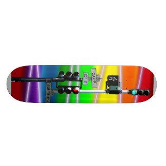 Urban Life Skateboard Deck