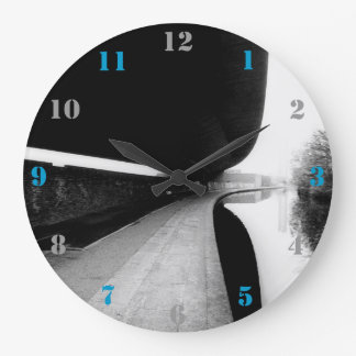 URBAN LONDON (WITH NUMERALS) Wall Clock