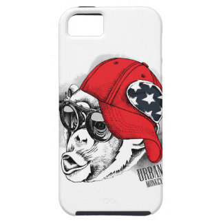 Urban Monkey iPhone case