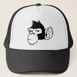 Urban Monkey Trucker Hat