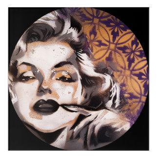 Urban Monroe 2 Acrylic Print