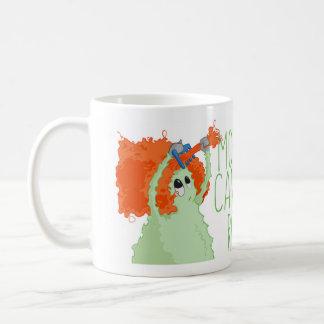 Urban monster Mornings can be rough Coffee Mug
