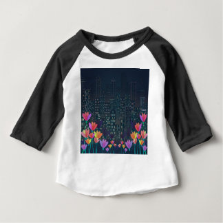 Urban nature baby T-Shirt
