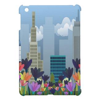 Urban nature cover for the iPad mini