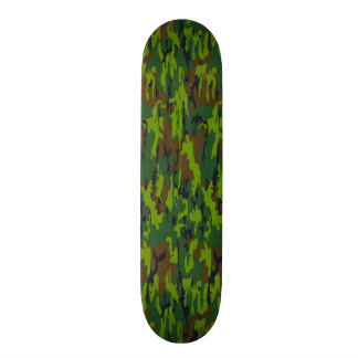 Urban Ninja Camo Element Pro Board Skateboard Deck