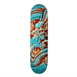 Urban Ninja Dragon Custom Pro Park Board Skateboard