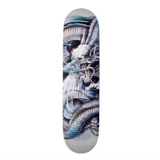 Urban Ninja Dragon Element Custom Pro Park Board Skateboard